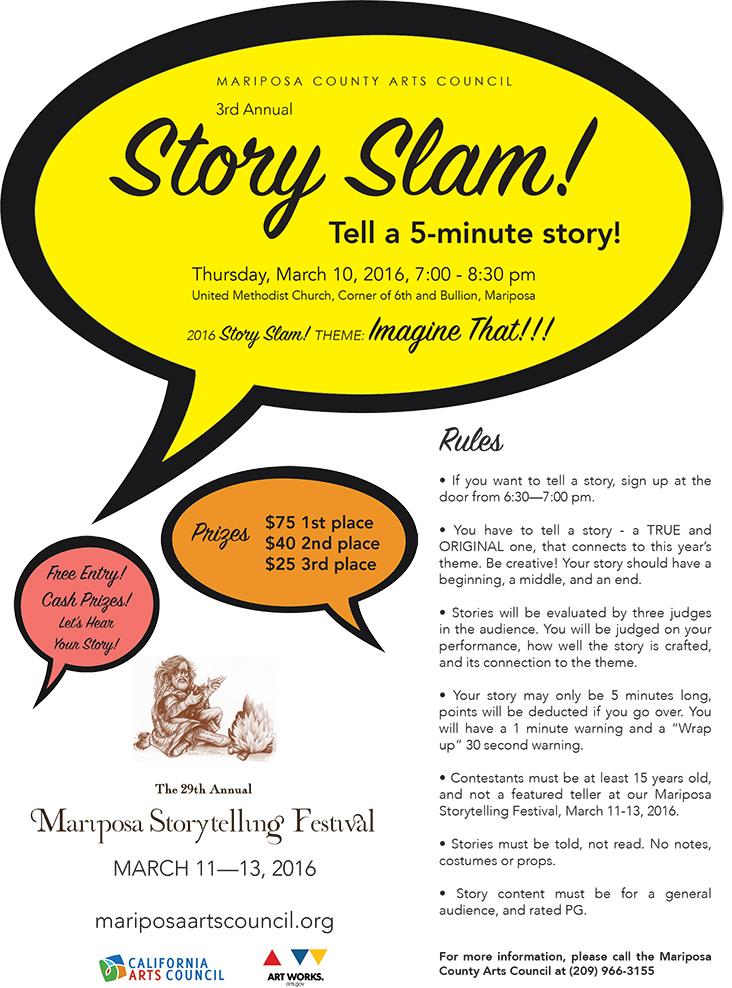 2016 Storytelling Slam Flier web