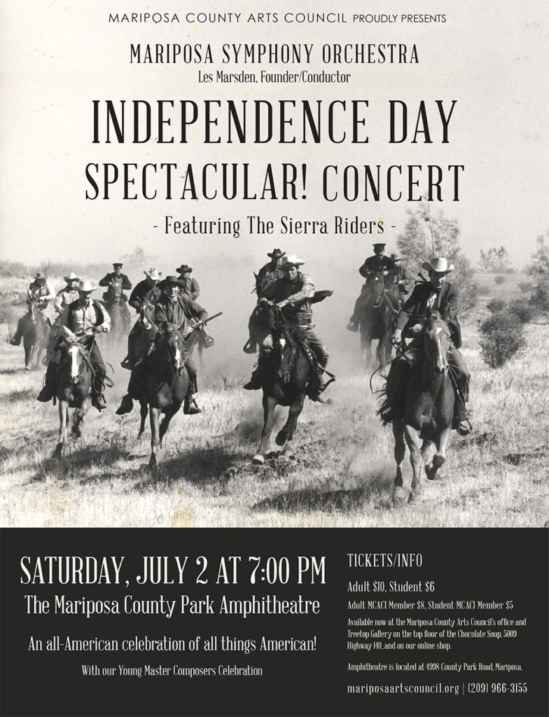 MSO Independence Day Spectacular 2016 flier