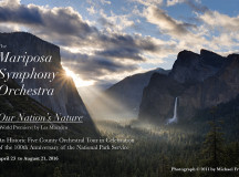 Mariposa Symphony Orchestra's History-Making 2016 Spring Concert Tour
