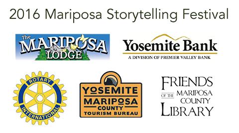 Mariposa Storytelling Sponsors 2016