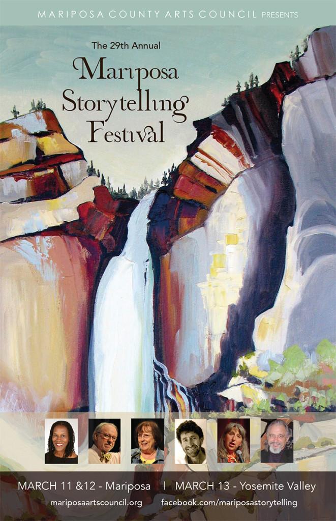Mariposa Storytelling cover 2016