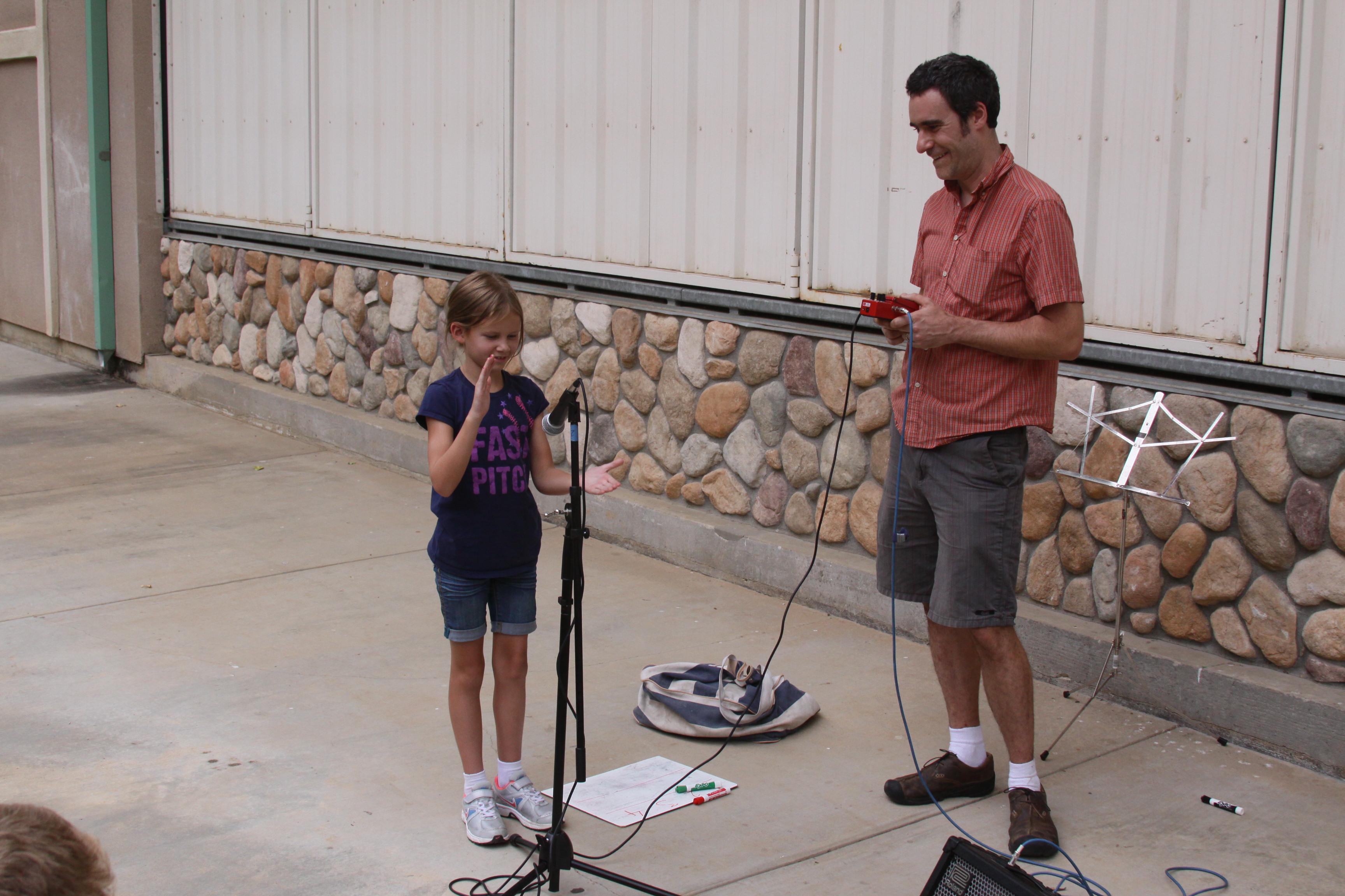 Music Camp with Adam Burns
