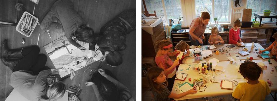 art classes for children 2014