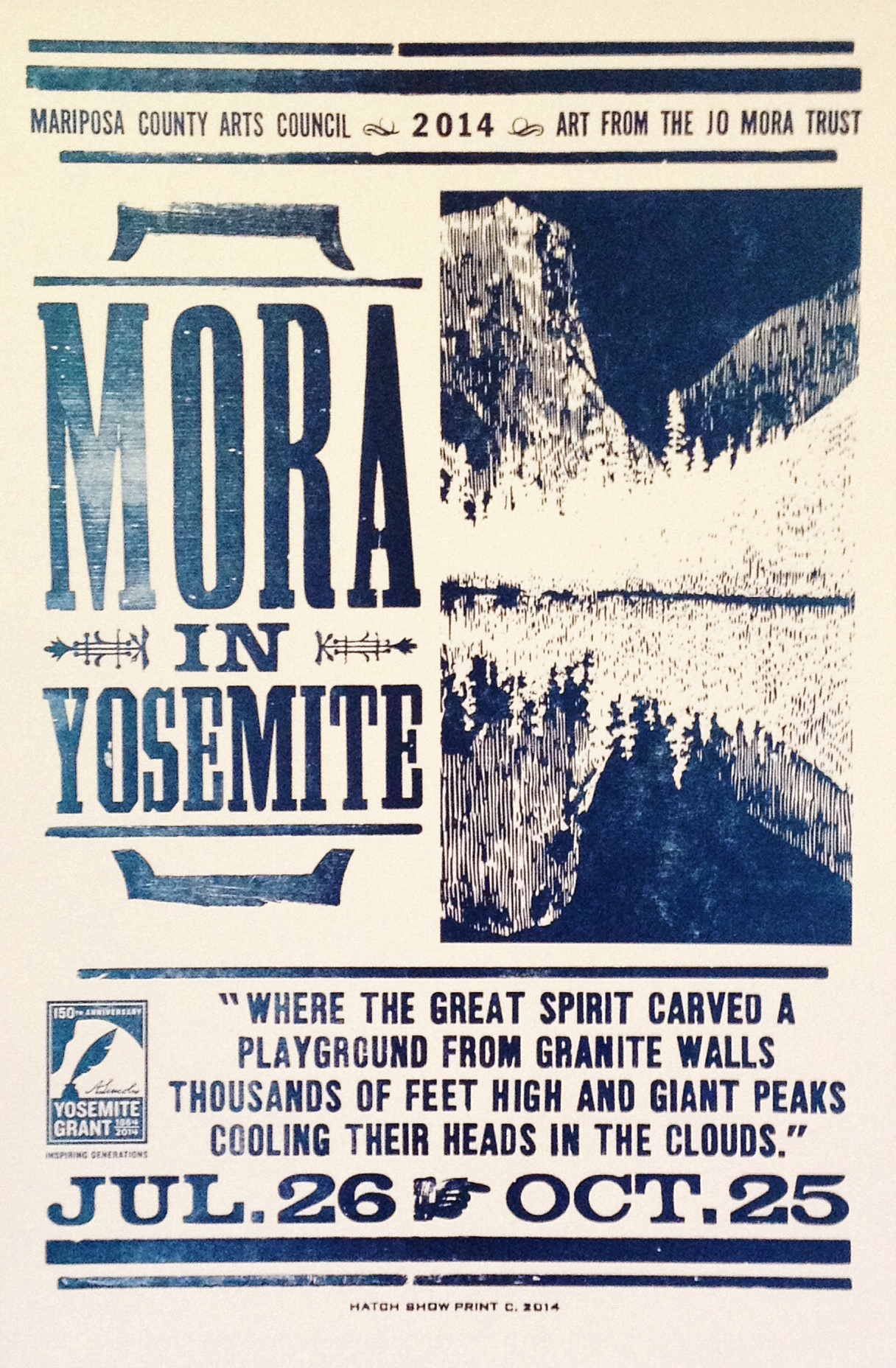 Mora Poster