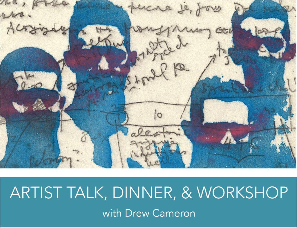 Drew Cameron Artist Talk