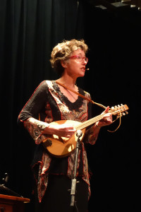 Anne Rutherford Performs at Storytelling 2015