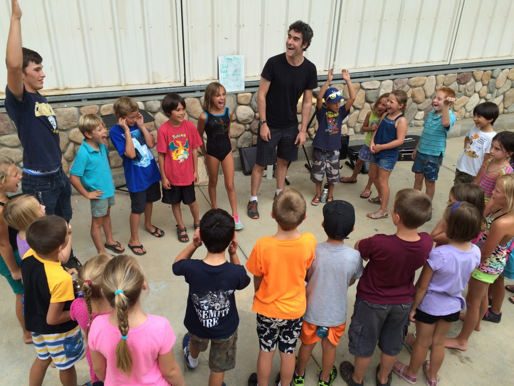Music Camp with Adam Burns