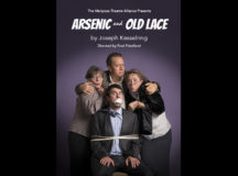 Arsenic and Old Lace – Tickets Available Now!