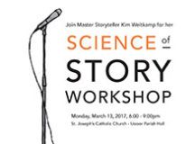 "Sign Up Now for ""Science of Story Workshop"""