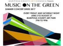Music on the Green Summer Concert Series 2017