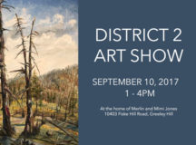 District 2 Art Show