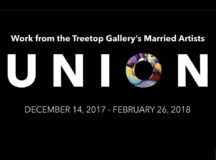 UNION: Work from the Treetop Gallery's Married Artists