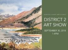District 2 Art Show