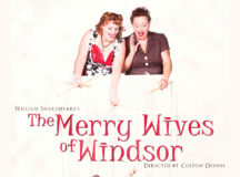 Save the date for The Merry Wives of Windsor!