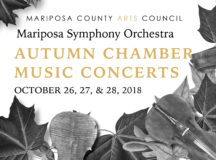 Autumn Chamber Music Concerts
