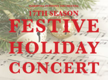 Tickets Available for MSO's Festive Holiday Concert